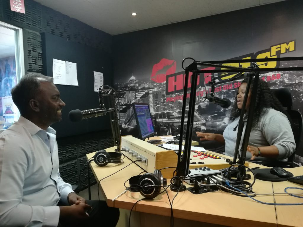 """Our CEO on Hot919 – """"Business with Bunny"""": How SMEs can get Access to Funding in under 7 Days, ProfitShare Partners"""