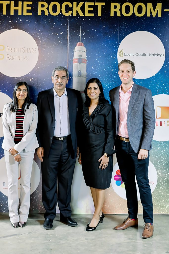 ProfitShare Partners Launches New Office Space – The Rocket Room, ProfitShare Partners