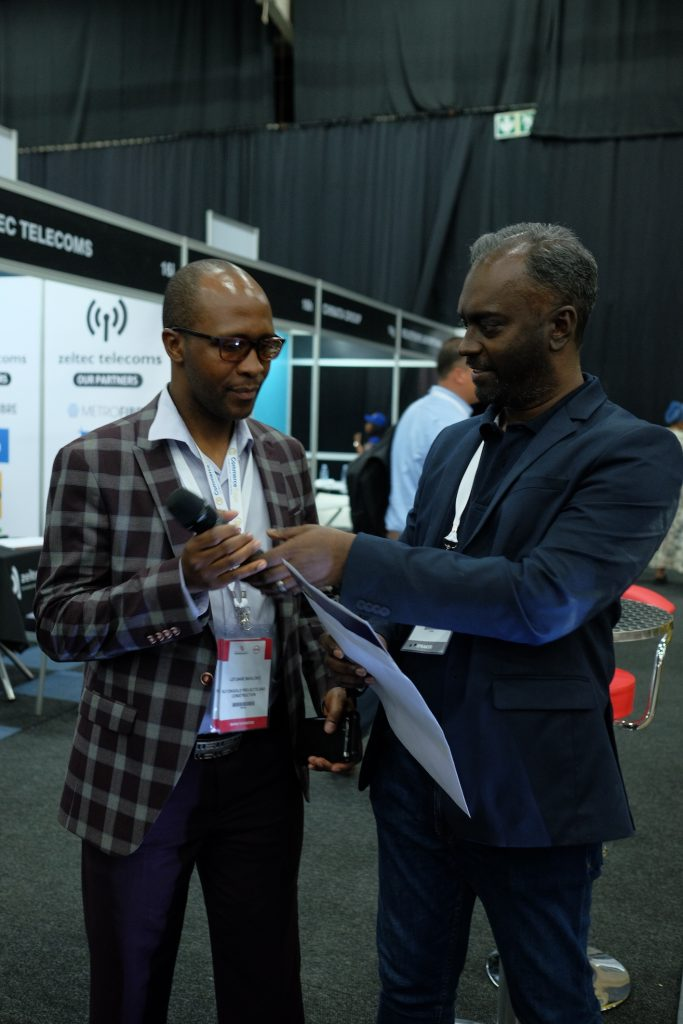 ProfitShare Partners Awards Another Winner with Capital Support at Smart Procurement World Indaba 2019, ProfitShare Partners