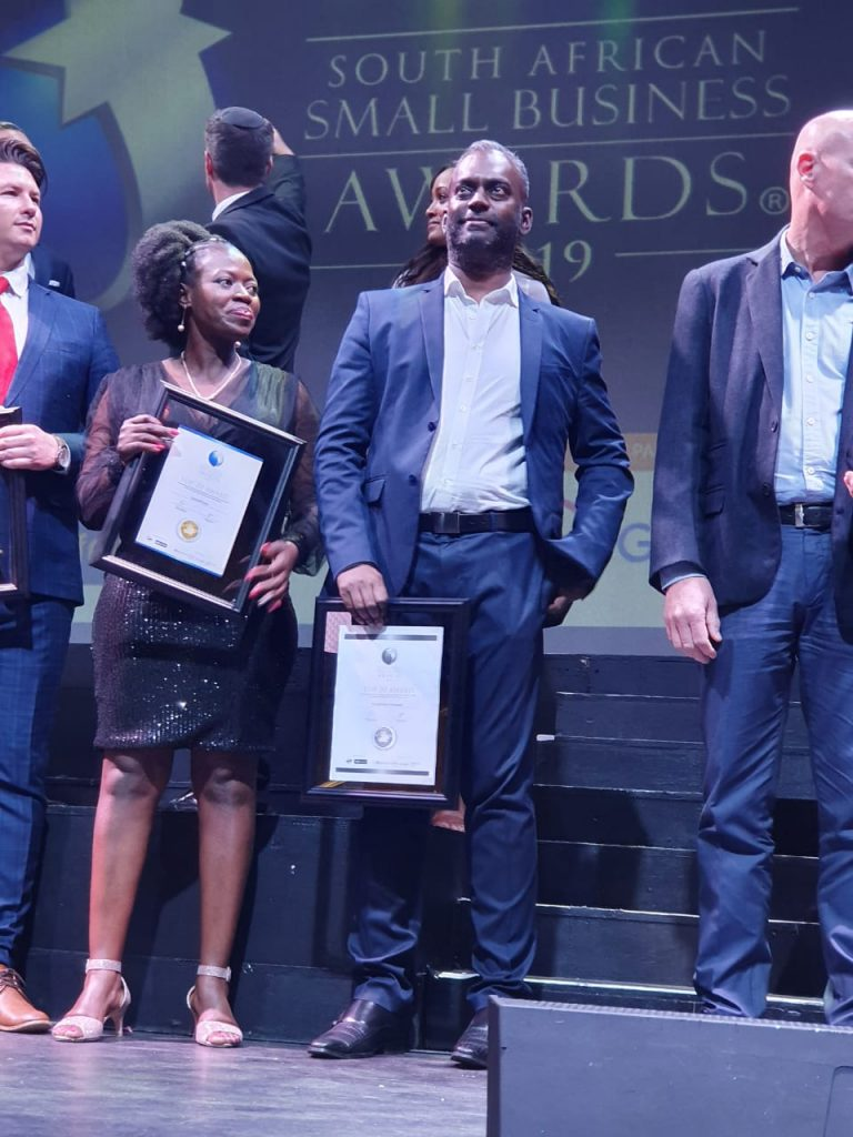 ProfitShare Partners wins Small Business Champion of the Year 2019 at #SmallBizAwardsSA, ProfitShare Partners