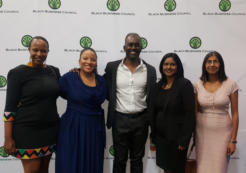 ProfitShare Partners team at the Black Business Council Summit